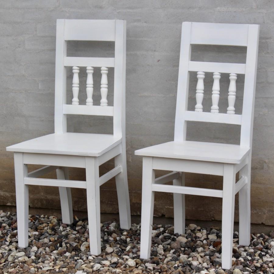 stol-antik-gammel-hvid