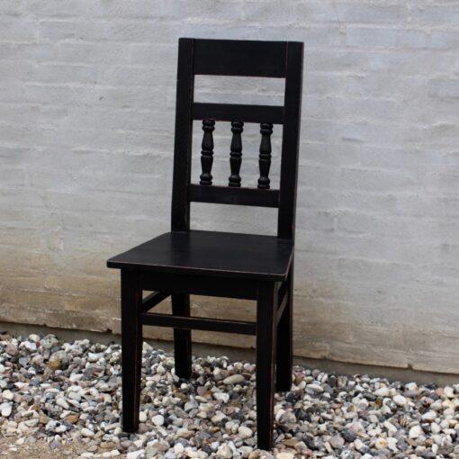 Stol-rustik- sort