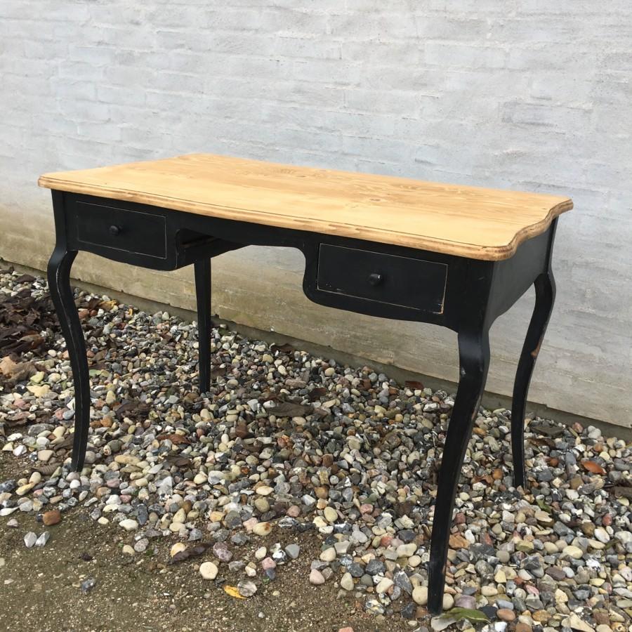 Skrivebord antikt rustikt